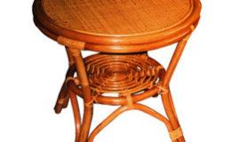 Ratanový stolek - 200Kč/den