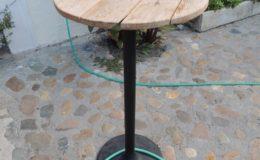 bistro stolek litinová noha